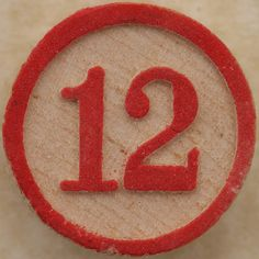 Counting by 12s