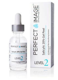 Salicylic Acid 20% Gel Peel - Enhanced with Tea Tree Oil & Green Tea Extract (Professional Chemical Peel)