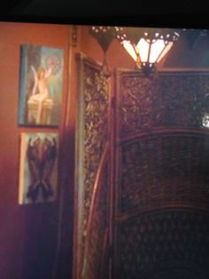 Destiny Rumancek's apartment Destiny's living room Hemlock grove