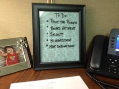 frame with pretty scrapbooking paper. Would make a great office gift- just use a dry erase marker! Scrapbook Room Organization, Scrapbook Rooms, Scrapbook Paper, Diy Gifts Just Because, Used Pallets, Diy Ideas, Craft Ideas, Diy Products, Dry Erase Markers