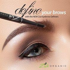zuii organic - brow definer pencils