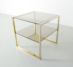 Willy Rizzo side table