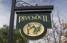Rivendell Property Sign | Danthonia Designs