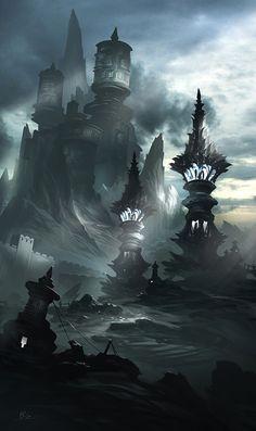 Great Animation #Art #Sci-fi #fantasy