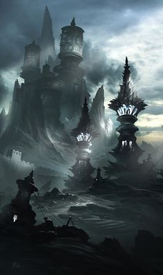 Great Animation #Art #Sci-fi #fantasy