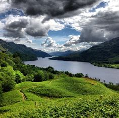 Loch Lomond & The Trossachs National Park, Argyll and Bute, Scotland — by…
