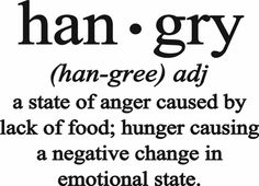 han*gry | Man Room | Wall Decals