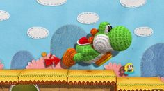 Gameplayaholic: Off-screen Yoshi's Wooly World beelden [Wii U]