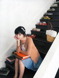 Mikako Tabe 多部未華子