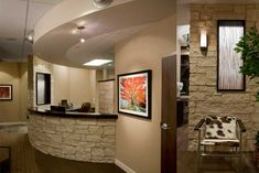 Dental Office Interiors | Dental Office Building Interior Design Architecture