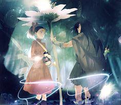 The+Secret+World+of+Arrietty+by+lKoizumil.deviantart.com+on+@deviantART #Arrietty #anime #Ghibli