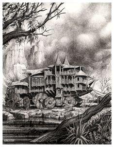 gerard trignac illustration