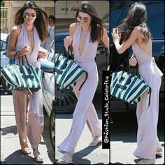 #KendallJenner #cute #gorgeous #jumpsuit #highheels #supermodel #model #cute #bob #fashion #style #celebrity #denim #hollywood #star #lovely #beautiful #Love #shoes #skinnyjeans #kyliejenner #boots #black #pretty#stylish #lookbook #look #ootd #outfit #heels #shoes... - Celebrity Fashion