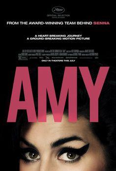 .Documentário ganhador do Oscar, sobre a vida e trajetória de Amy Winehouse. Excelente ! E triste.