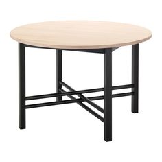 BJÖRKSNÄS Dining table IKEA Solid wood is a hardwearing natural material that can take the wear and tear of everyday use.