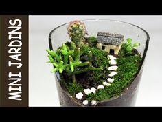Desencadena tu imaginación - Cómo hacer unmini jardín deensueño! - YouTube