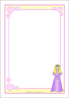 Brief van de prinses