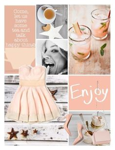 """""""Enjoy life"""" by shaneeeee ❤ liked on Polyvore featuring moda, Elizabeth and James, Givenchy, women's clothing, women, female, woman, misses y juniors"""