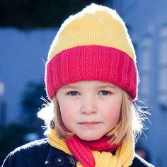 Clementin Hat : MillaMia Modern Knitting Design
