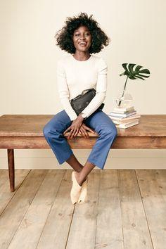Oroma Elewa + #fossilstyle on the #fossilblog
