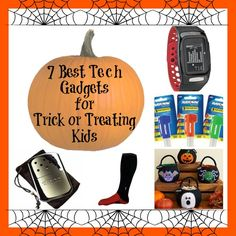 7 Best Tech Gadgets for Trick or Treating Kids