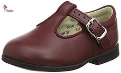 Start-rite  Jo Iii, boat mixte enfant - rouge - Red (Red), 25.5 - Chaussures start rite (*Partner-Link)