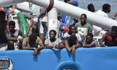 Simply put NO we must not become the EU's DUMPING ground EU tells Britain to take more Med migrants: Thousands may get asylum