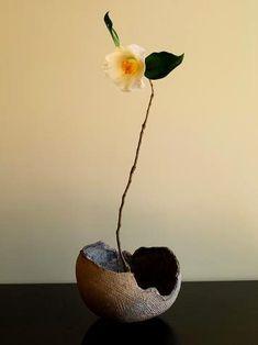 Ikebana by Toshiro Kawase (via... - evidence