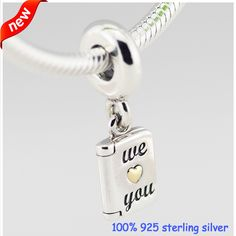 991aaf140 Fits All Bracelets Mothers Day card Silver Charms Summer Style 925 Sterling  Silver Beads DIY Jewelry Wholesale 09219-in Beads & Loose Gemstones from  Jewelry ...