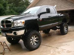lifted dodge truck | Lifted Trucks Classifieds