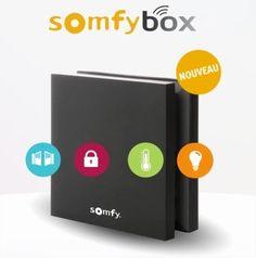 Somfy Box,la domotique en toute simplicité