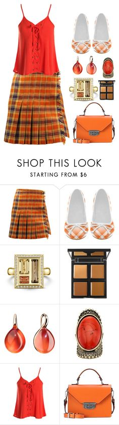 """Sunny Thursday"" by jakenpink ❤ liked on Polyvore featuring Missoni, e.l.f., Pomellato, Gemma Simone, Sans Souci and Ganni"