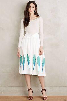 Royal Palm Skirt