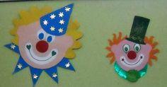 clowns Carnival, Christmas Ornaments, Holiday Decor, Clowns, Home Decor, Google, Art, Mardi Gras, Xmas Ornaments