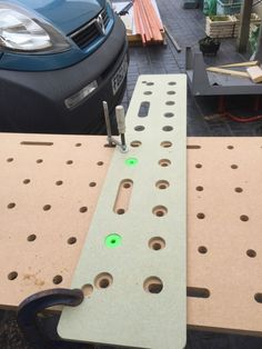 Mft Jig To Make Replacment Festool Mft Tops