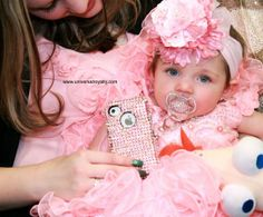 Beautiful pageant BABY at Universal Royalty® Beauty Pageant. universalroyalty.com #universalroyalty