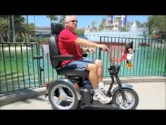 Disney World Mobility Scooter Rental