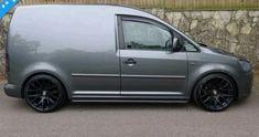 Vw Cady, Vw Caddy Tuning, Caddy Van, Volkswagen Caddy, Cool Vans, Café Racers, Custom Vans, Kit Cars, Camper Van