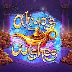 Online Casino Games, Wish, Neon Signs