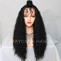Lace Front Human Hair Wigs Brazilian Deep Wave Wig Pre Plucked Lace Wig With Baby Hair Natural Color 180% Remy Wigs Meetu Hair To Enjoy High Reputation At Home And Abroad Hair Extensions & Wigs