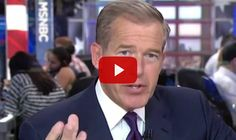 """MSNBC's Brian Williams Says US Dropped Atomic Bomb 'In Anger' Pilot of bomber said: """"I sleep clearly every night."""" Randy DeSoto May 27, 2016 at 4:21pm"""