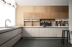 Cucine Emetrica - Cucine Moderne di Design - Ernestomeda