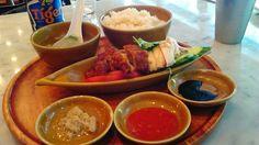Hainan Chicken Rice/Shiodome