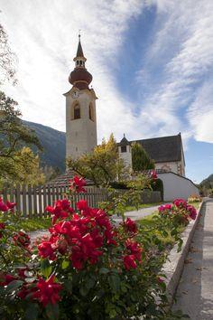 Kirche in Tösens