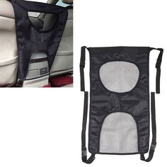Kangkang@ Waterproof Pet Back Seat Car Dog Barrier Cat Car Fences for Car Travel Accessories Mesh Gate Opening for Backseat Dog Safety * For more information, visit image link. (This is an affiliate link) #DogCare
