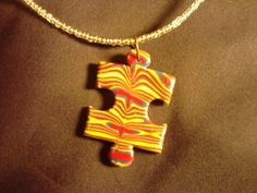 Jewlery for a cause.....Autism