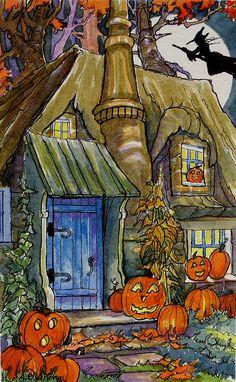 The Pumpkin House |