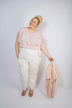 Plus size designer, Apple Charlotte, Plus size Fashion