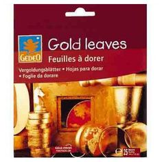 Buy Gold Leaves at The Range