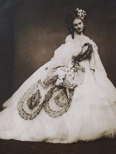 Pierre-Louis Pierson - The Countess de Castiglione - 1860s